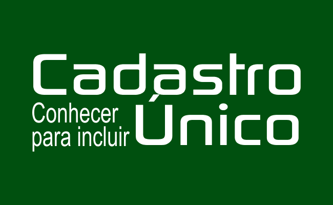 CADASTRO UNICO PDF DOWNLOAD