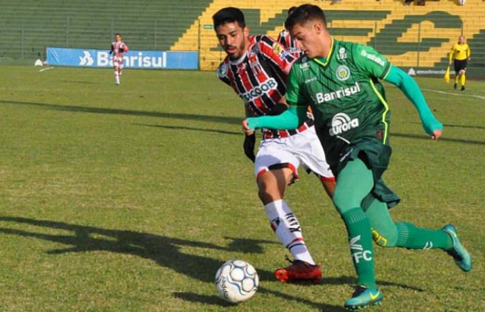 Bota vence no Sul e lidera Grupo B - Jornal Tribuna Ribeirão 233f30feaa83b