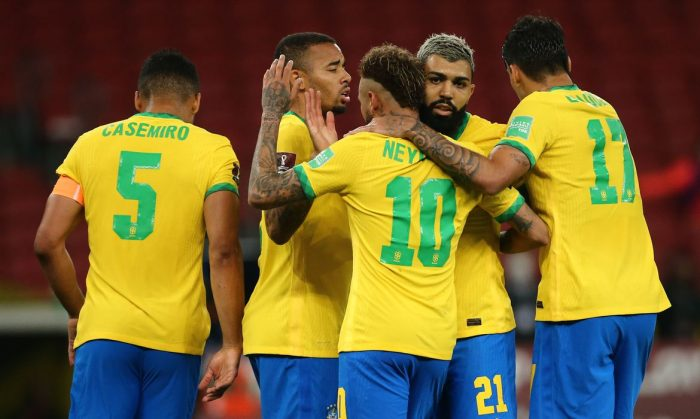 Elenco Da Selecao Brasileira Resolve Disputar Copa America Jornal Tribuna Ribeirao